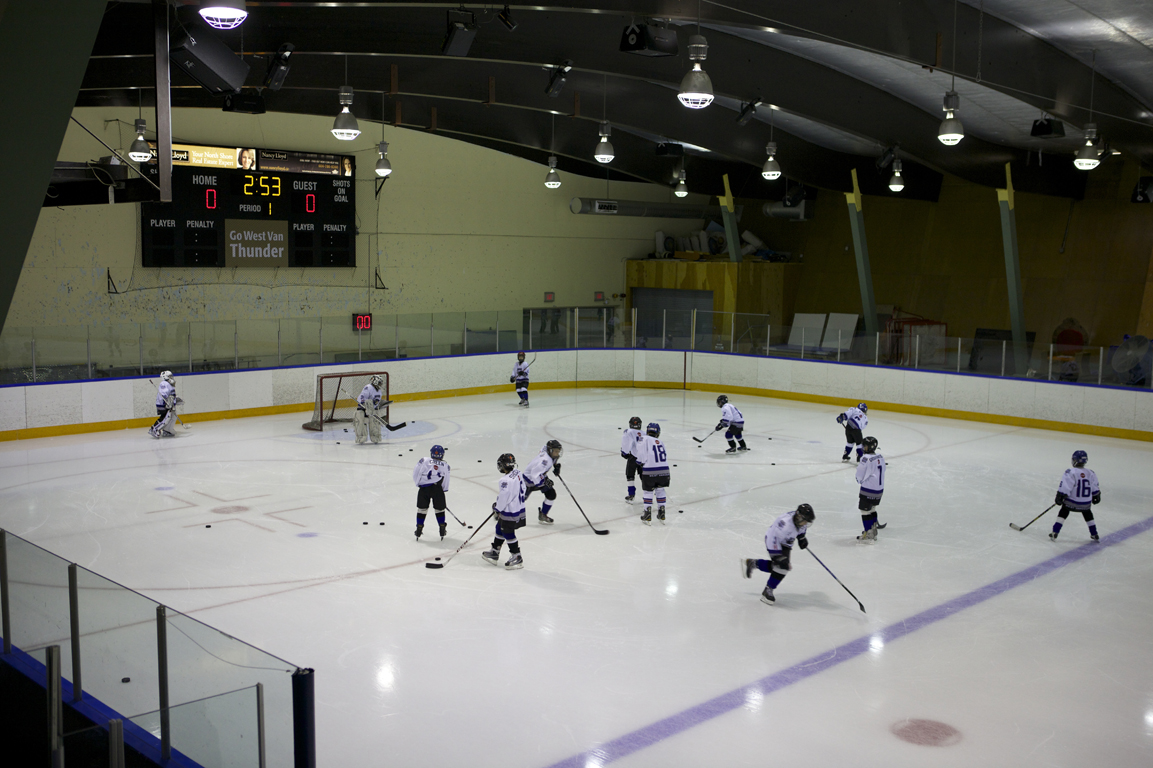 West Van Minor Hockey Skills Development
