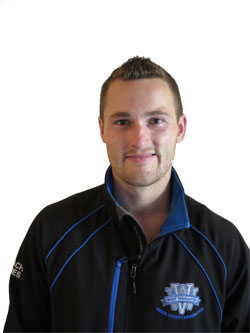 James Wall WVMHA Director of Hockey Operations