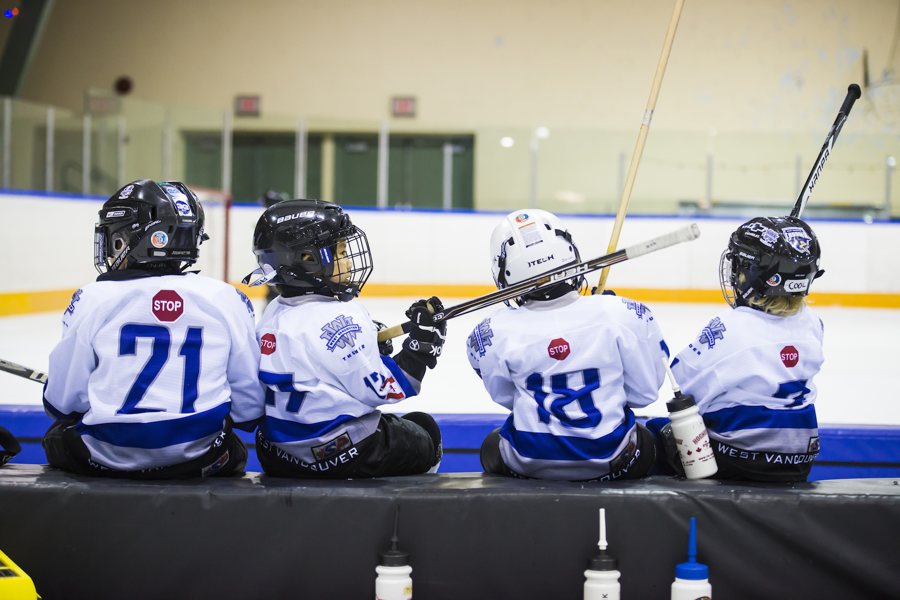 vancouver midget hockey standings