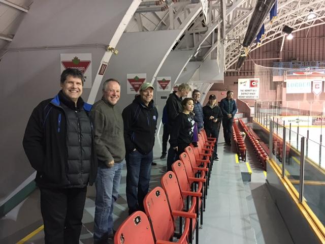 hockey island midget vancouver